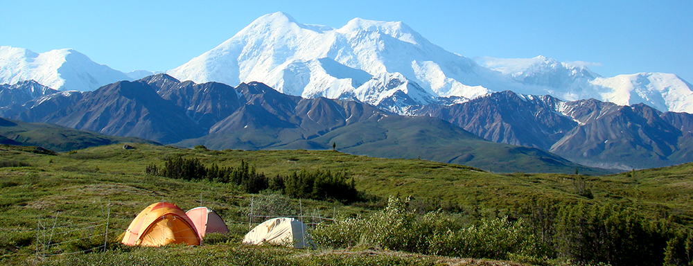 Mountains-with-Tents-Alaska